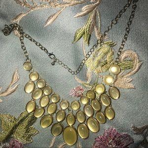 Elegant Vintage Statement Necklace